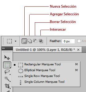Photoshop cs4 herramientas de selecci n - Herramientas de photoshop ...